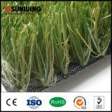 50mm PET materieller grüner Sport-Bereich-künstlicher Gras-Rasen im Freien