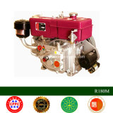Bomba de agua del motor de Changzhou R175 un motor diesel