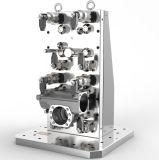 Dispositivo elétrico hidráulico horizontal da engrenagem de direção