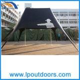 8X12mのイベントのための屋外の二重ピーク星の形の星のテント