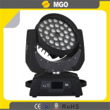 RGBWA 6in1 UV 36PCS 18W LED Moving Head Light