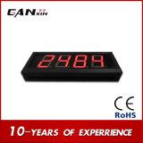 [Ganxin] 2.3インチの昇進LEDスイッチ秒読みのタイマー
