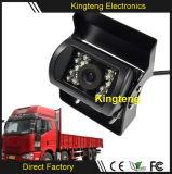トレーラーまたはバスまたはスクールバスまたはトラックまたはコーチの夜間視界のソニーCCDの背面図車のカメラ