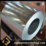 Tira de aço chapa de aço galvanizada galvanizada