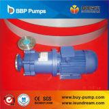 Pompe magnétique pilotée électrique de corrosif de pompe de Cqb-F Fluoroplastic