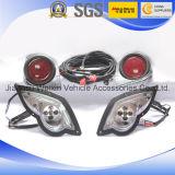 Buena LED de unidad Deluxe Kit de Luz Lámpara de automoción carro de golf