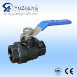 Wcb di galleggiamento 3PC Ball Valve