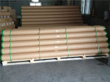 Tissu de maille enduit d'échafaudage de PVC pour la construction