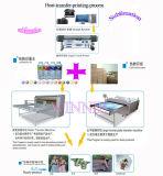 Machine d'impression économique de transfert thermique de sublimation de rouleau Hc-C1