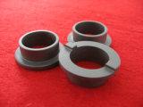 Кольца керамического уплотнения Ssic карбида силикона точности