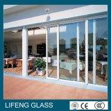 Vidro de vidro isolado Soundproof da isolação do ruído da porta