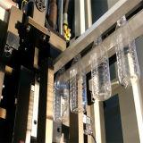 Lineare 4 Raum-Haustier-Flaschen-Maschine