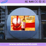 Quadro comandi fisso esterno/dell'interno del LED di colore completo per la video pubblicità di schermo (P3, P4, P5, P6)