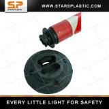 80cmの適用範囲が広いDelineatorのポストの反射プラスチックPEのばねの警告のポスト