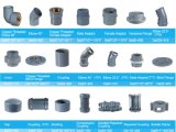 Te del igual de la instalación de tuberías del PVC del estruendo de De125 De160 De200