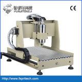 Máquina do router do CNC do eixo refrigerar de água do software de controle Mach3
