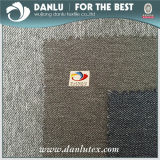 300d Twill Polyester Imitation Linen Fabric