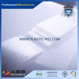 Polycarbonate creux à double paroi UV à haute qualité