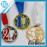 Black Neck RibbonsのサッカーFootball League Award Medals