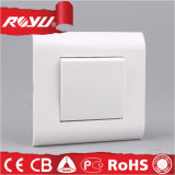 Fire Resistant 1 Gang Button Mosaic Series Switch