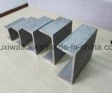 China Manufactutrer fornece barras da canaleta em U do aço inoxidável