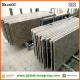住宅の台所のための中国の灰色の大理石のカウンタートップ