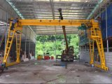 MH Type Electric Hoist Bridge Crane con Highquality