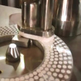 Venda por atacado Semi automática pequena da máquina de enchimento da cápsula