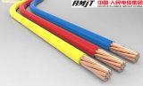 fils électriques isolés par PVC de fil de l'énergie 450/750V
