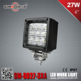 6 дюймов 27W СИД Car Work Driving Light (SM-6027-SXA)