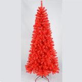 Красная и черная рождественская елка хорошего качества
