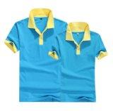 Preiswertes förderndes bekanntmachendes normales Polo-Hemd