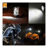 2inch luz de la luz de conducción del CREE 10W LED mini para la motocicleta