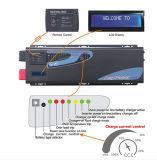 onda de seno pura do inversor 6000watt, carregador, regulador de tensão automática