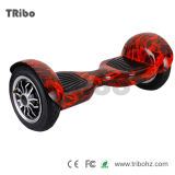 Hoverboard 10 scooter debout électrique de équilibrage de rouleau du scooter 2 d'individu de pouce