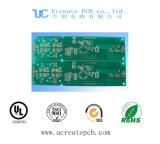1-24 circuito do PWB da camada para a eletrônica