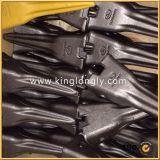 Части зубов ведра землечерек запасные для Earthmoving и минируя оборудования