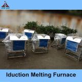 IGBT Factory Price 30kg Aluminium Melting Rotary Furnace (JLZ-15)