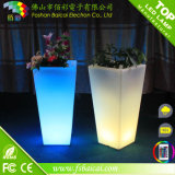 Farbe Changing LED Flower Pot für Home Decoration