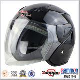 De de professionele Motorfiets van het Gezicht van de PUNT Open/Helm van de Motor/van de Autoped (OP231)