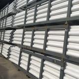 Ampliamente utilizado PP recubrimiento / plástico recubierto de tubería / acero de polvo de capa