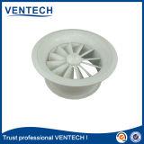 Diffusore dell'aria di turbinio di corrente d'aria di Aluninum di colore bianco grande per uso di ventilazione