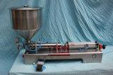 Goma principal semiautomática de /Cream/Tomato del ungüento de G1wgd una y máquina de rellenar de Liquid300-2000ml