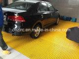 Fibre de verre durable de FRP GRP râpant pour le lavage de voiture