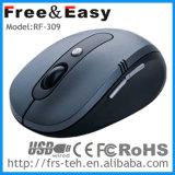 Form und kühle ergonomische optische Maus des Entwurfs-6D des Radioapparat-2.4G