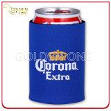 De douane Afgedrukte Koeler van de Fles van het Bier van Siamesed van het Neopreen