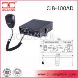 sirène électronique d'alarme de véhicule de 100W 24V (CJB-100AD)
