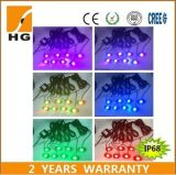 Felsen-Lichter der 2 Zoll RGB-multi Farben-LED mit Bluetooth