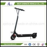 Batterie au lithium 350W approuvée de la CE pliant le mini scooter électrique