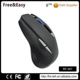 2.4G USB Black Wireless Mouse